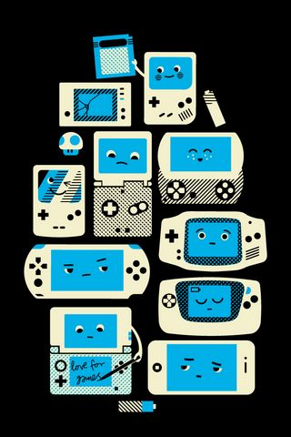 I Love Handhelds