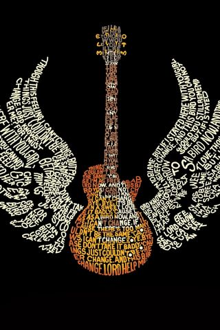 Guitar Words