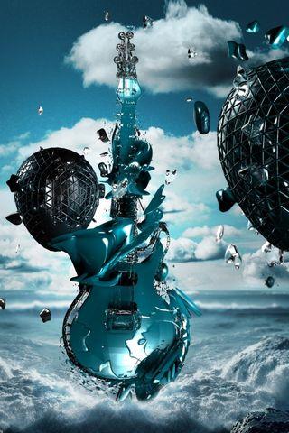 Space-Guitar