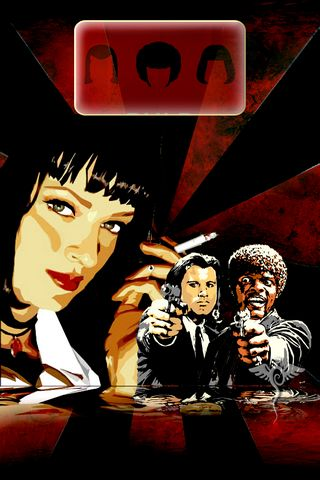 Lockscreen Pulp Fiction