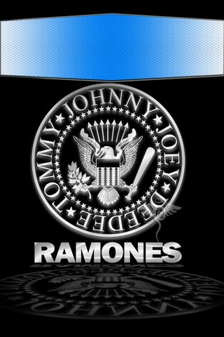 Lockscreen Ramones