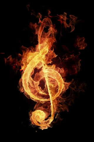 Music Flame