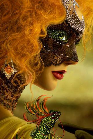 Nature Masquerade
