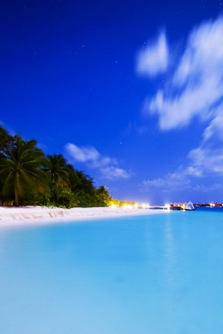 Maldivian-Night
