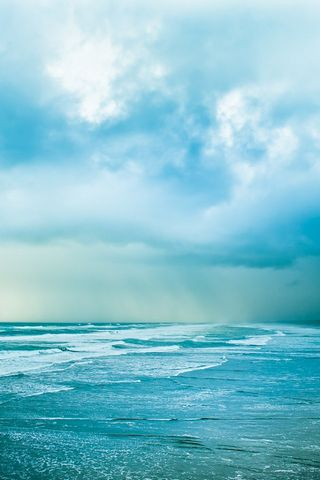 Sky-and-sea