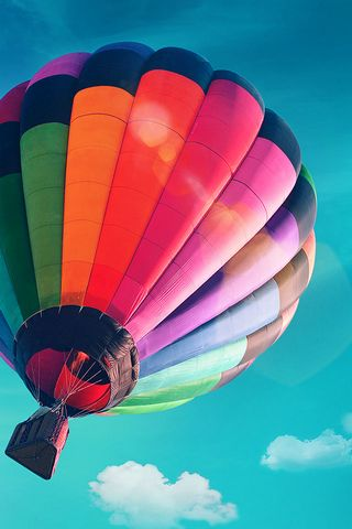 Color Hot Balloon