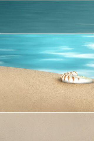 Beach - Lock Scrn - IP4