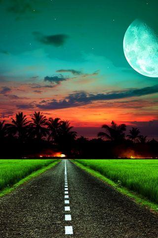 MoonLite Roads