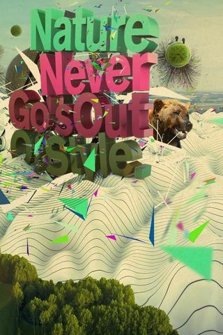 Nature Never Go Out Style
