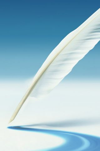 Samsung Galaxy Note Feather