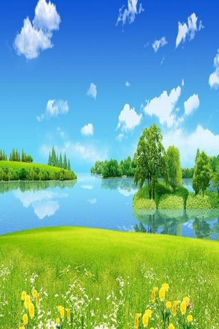 Natureza agradável