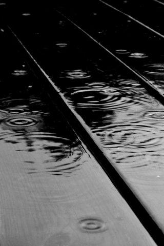 पाऊस पडणे
