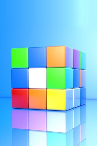 Colorful Cubic