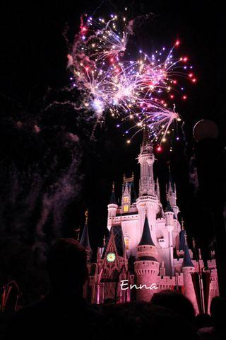 Fireworks - Walt Disney