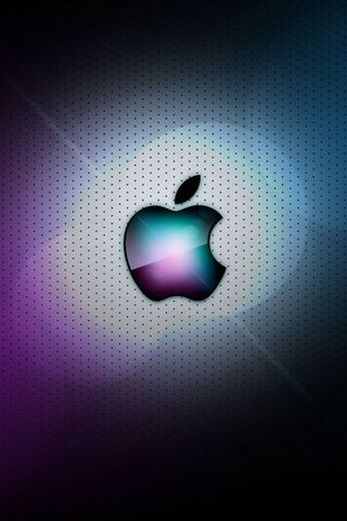 Cool apple background