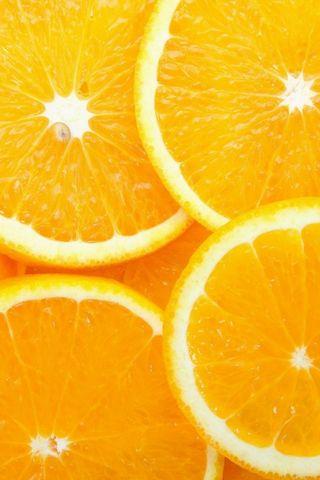 Plastry pomarańczy