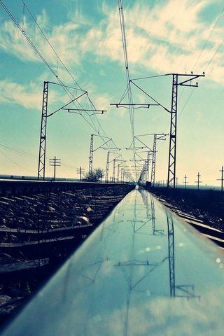 रेल रेलवे