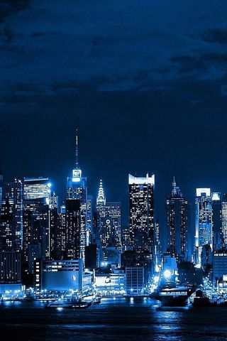 New-York-city-skyline-world