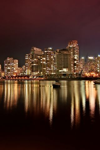 Vancouver-City-Nights