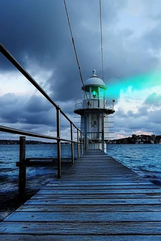 Sydney Lighthouse View