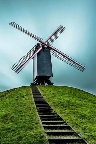 Step Windmill