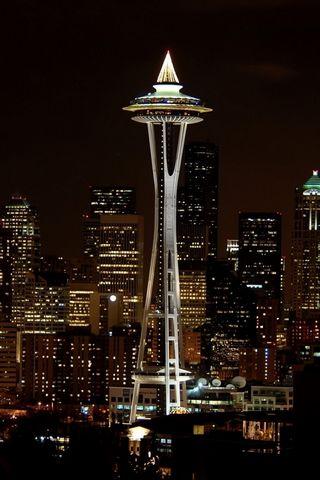 Night In Seattle