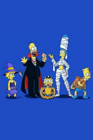 The SimpsOns HALLOween