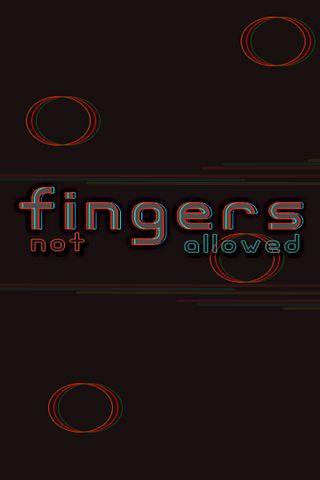 Fingers 3D IPhone 4s