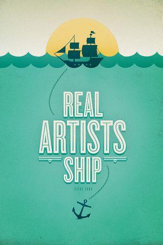 Real Artist Ships