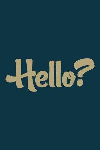 नमस्ते?