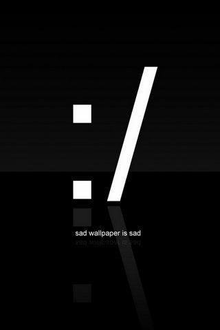Я грустный