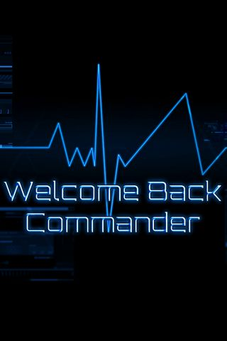 Welcome-commander