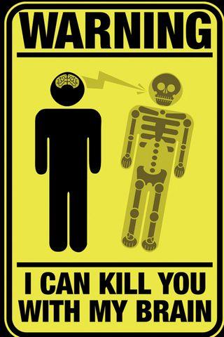 मैं मार सकता हूँ