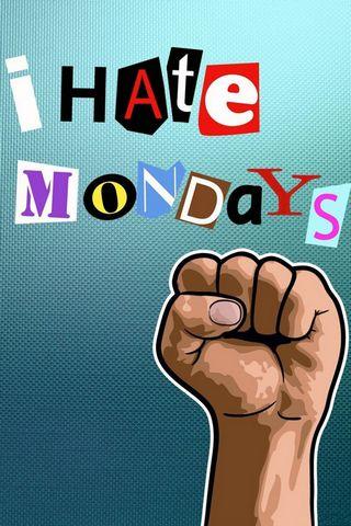 सोमवार को
