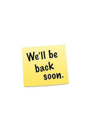 Segera kembali