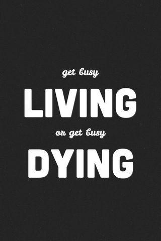 व्यस्त हो जाओ