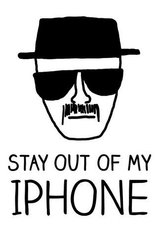Stay Out Of My Iphone