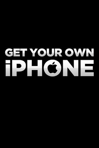 Get Your Own Iphone