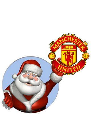 Man U Christmas