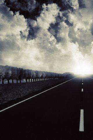 Route vers le paradis