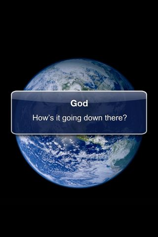 God Is Asking