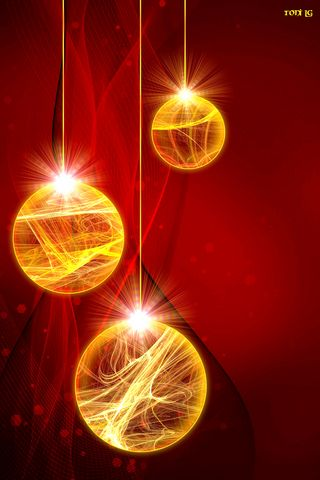 Christmas Ball By Toni Lg