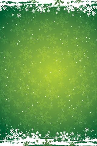 Green-christmas-vector