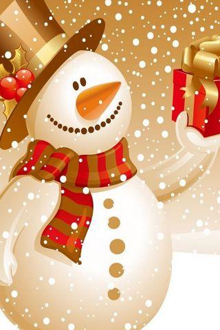 Mutlu Noeller kardan adam