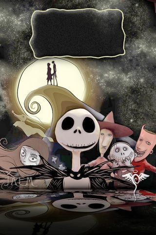 Lockscreen The Nightmare Before Ch