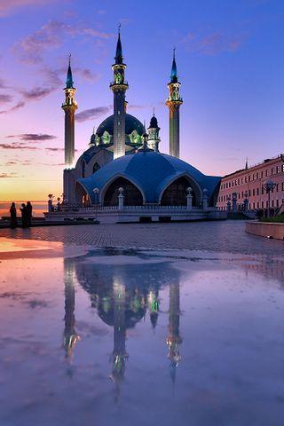 Nhà thờ hồi giáo Kazan