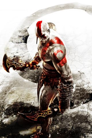 God Of War 3 Kratos