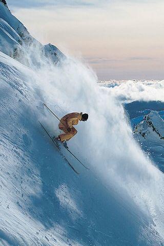 สกีภูเขา