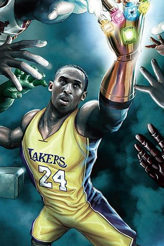 NBA Marvel
