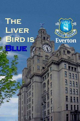 Everton Liver Bird